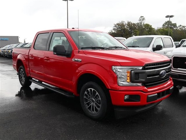 2018 F-150 SuperCrew Cab, Pickup #8W1C4669 - photo 1