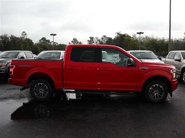 2018 F-150 SuperCrew Cab, Pickup #8W1C4669 - photo 4