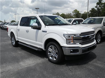 2018 F-150 SuperCrew Cab 4x2,  Pickup #8W1C4856 - photo 1