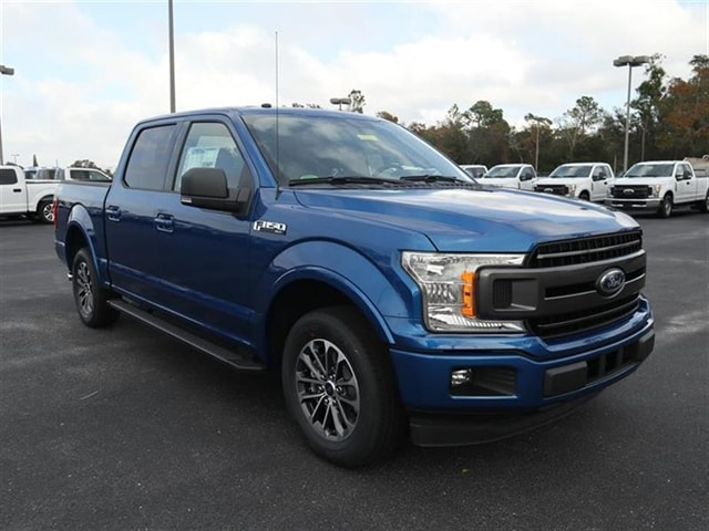 2018 F-150 Crew Cab Pickup #8W1C4860 - photo 1