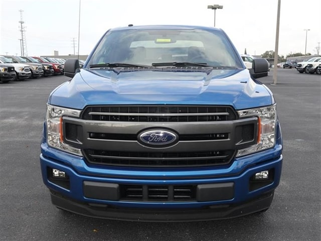 2018 F-150 Crew Cab Pickup #8W1C4860 - photo 3