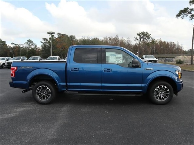 2018 F-150 Crew Cab Pickup #8W1C4860 - photo 4