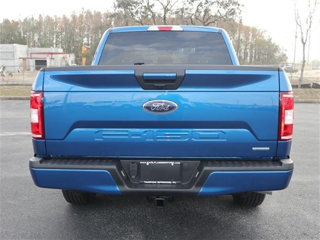 2018 F-150 Crew Cab Pickup #8W1C4860 - photo 5