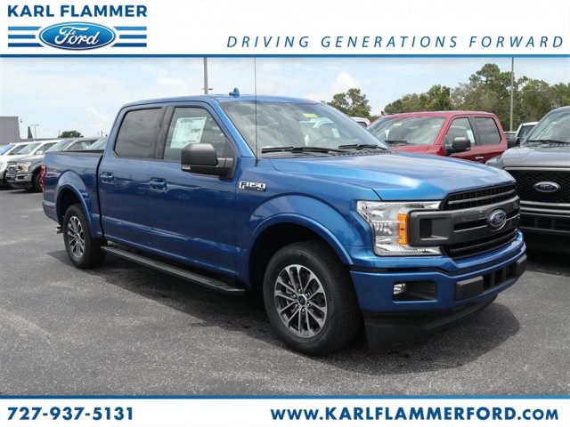 2018 F-150 SuperCrew Cab 4x2,  Pickup #8W1C5968 - photo 1