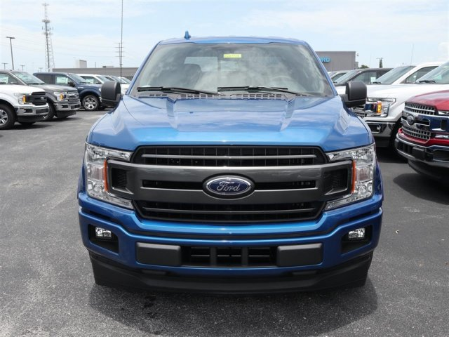 2018 F-150 SuperCrew Cab 4x2,  Pickup #8W1C5968 - photo 4