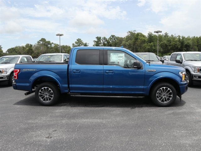 2018 F-150 SuperCrew Cab 4x2,  Pickup #8W1C5968 - photo 5
