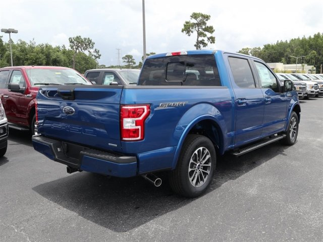 2018 F-150 SuperCrew Cab 4x2,  Pickup #8W1C5968 - photo 2