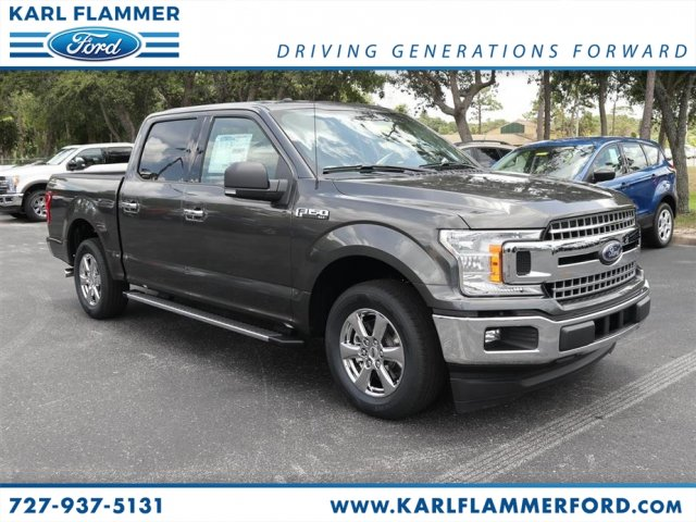 2018 F-150 SuperCrew Cab 4x2,  Pickup #8W1C5970 - photo 1