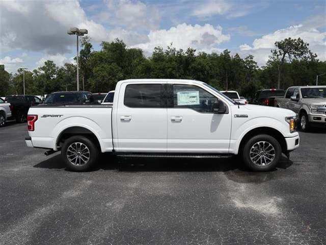 2018 F-150 SuperCrew Cab, Pickup #8W1C695 - photo 4