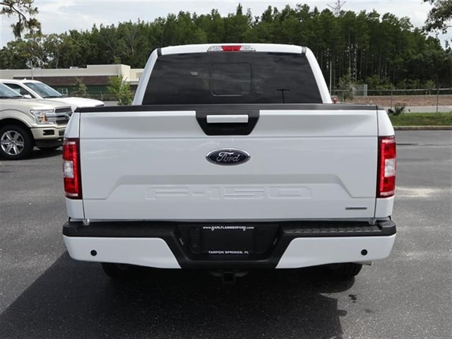 2018 F-150 SuperCrew Cab, Pickup #8W1C695 - photo 5