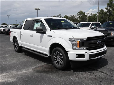 2018 F-150 SuperCrew Cab, Pickup #8W1C695 - photo 1