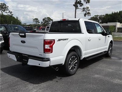 2018 F-150 SuperCrew Cab, Pickup #8W1C695 - photo 2