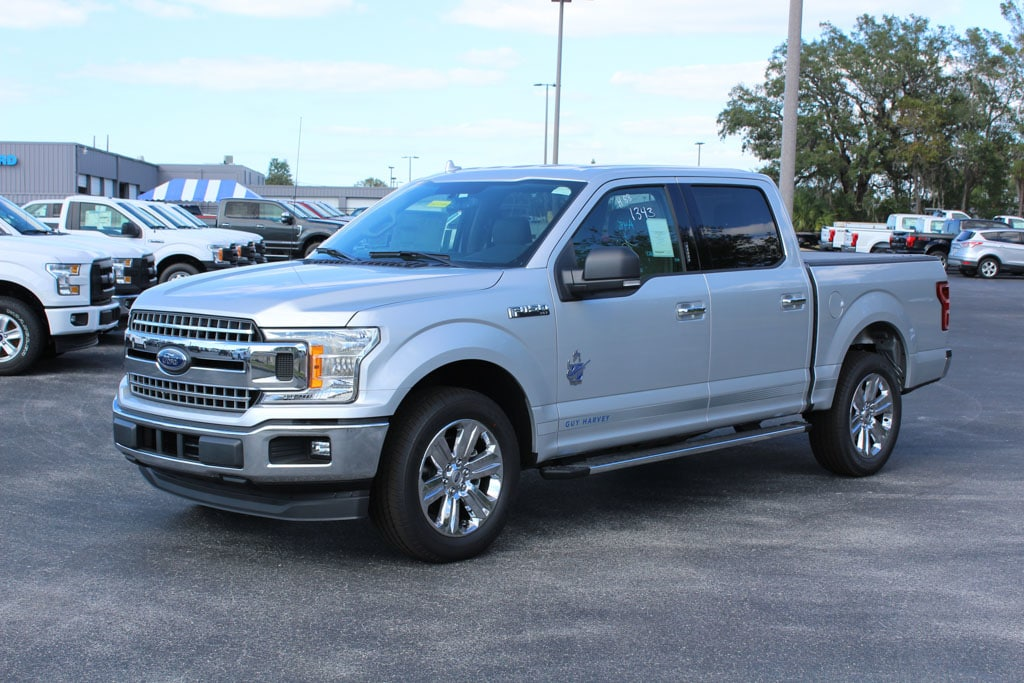 2018 F-150 Crew Cab Pickup #8W1C7484 - photo 4