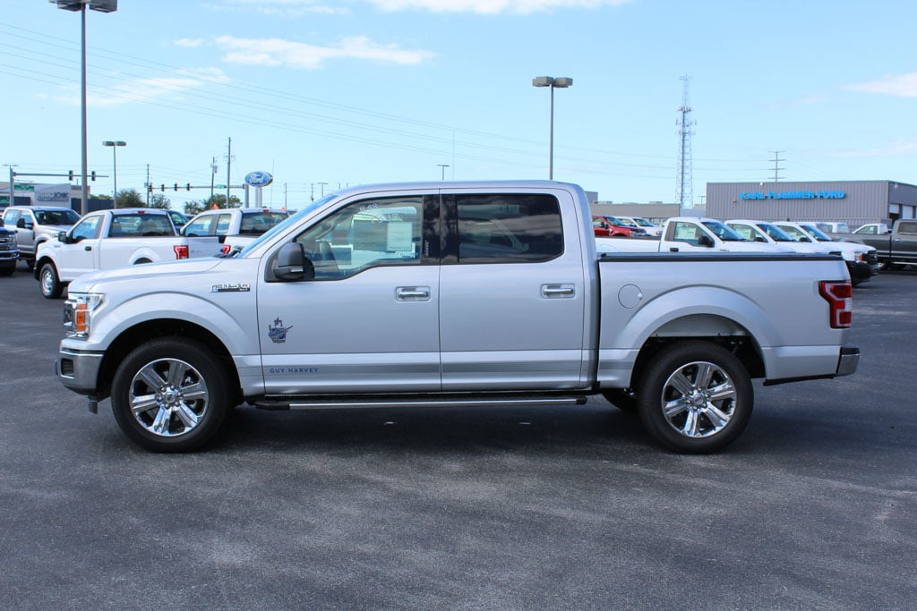 2018 F-150 SuperCrew Cab 4x2,  Pickup #8W1C7484 - photo 5