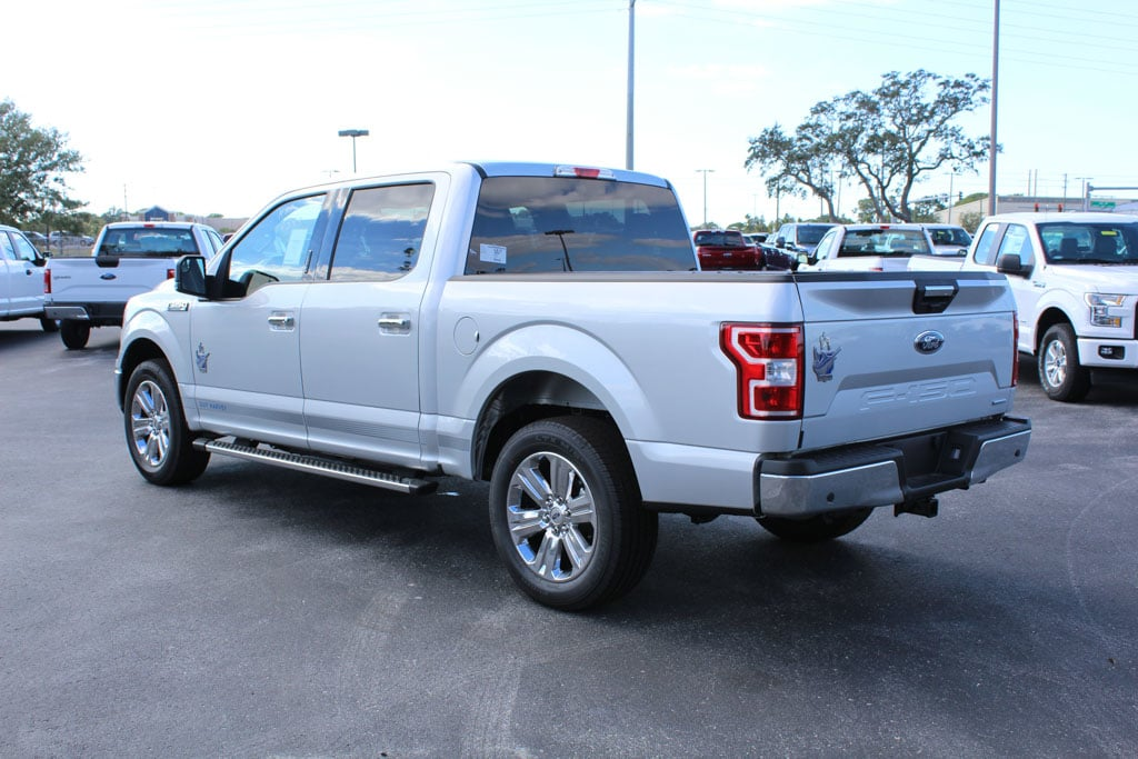 2018 F-150 Crew Cab Pickup #8W1C7484 - photo 6