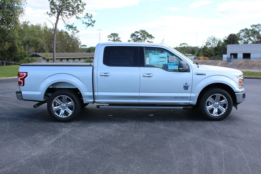 2018 F-150 SuperCrew Cab 4x2,  Pickup #8W1C7484 - photo 8