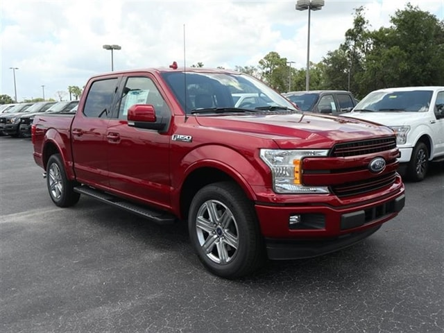 2018 F-150 SuperCrew Cab 4x2,  Pickup #8W1C8263 - photo 1