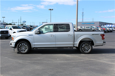 2018 F-150 Crew Cab Pickup #8W1C8494 - photo 5