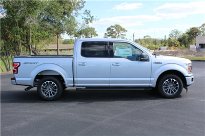2018 F-150 Crew Cab Pickup #8W1C8494 - photo 8