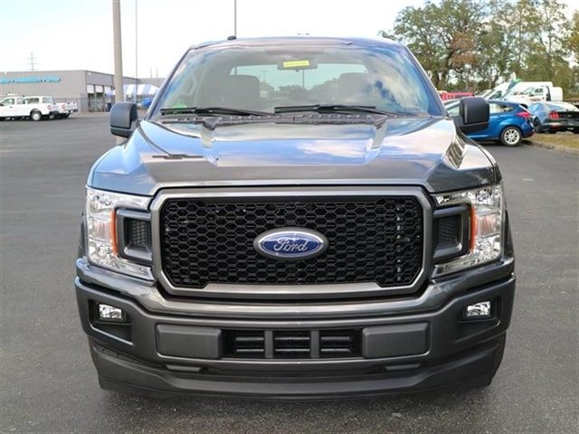 2018 F-150 Crew Cab Pickup #8W1C9004 - photo 3