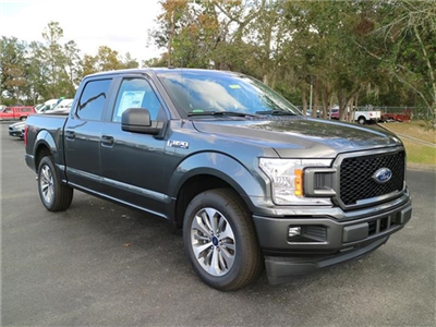 2018 F-150 Crew Cab Pickup #8W1C9004 - photo 1