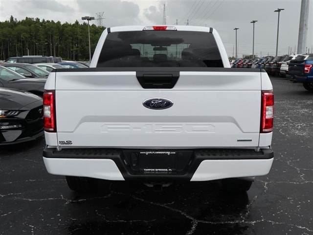 2018 F-150 SuperCrew Cab 4x2,  Pickup #8W1C9254 - photo 5