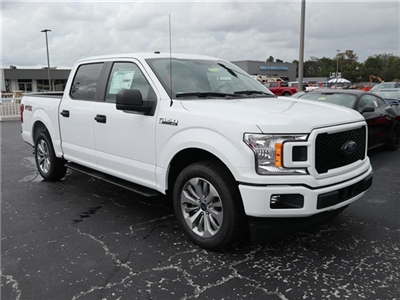 2018 F-150 SuperCrew Cab 4x2,  Pickup #8W1C9254 - photo 1