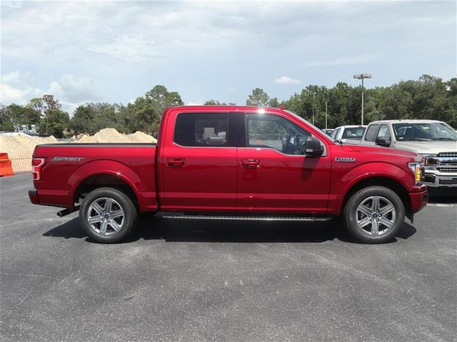 2018 F-150 SuperCrew Cab 4x2,  Pickup #8W1C9584 - photo 4