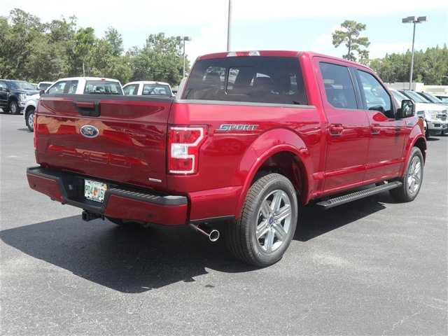 2018 F-150 SuperCrew Cab 4x2,  Pickup #8W1C9584 - photo 2