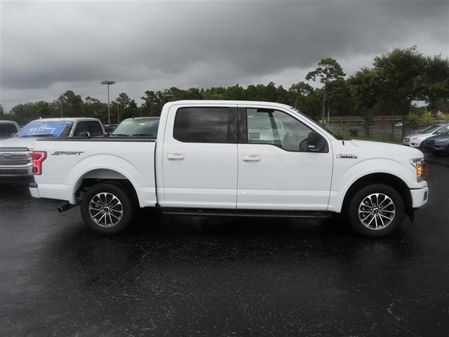 2018 F-150 SuperCrew Cab 4x2,  Pickup #8W1C9604 - photo 4