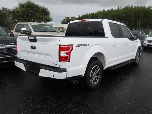 2018 F-150 SuperCrew Cab 4x2,  Pickup #8W1C9604 - photo 2