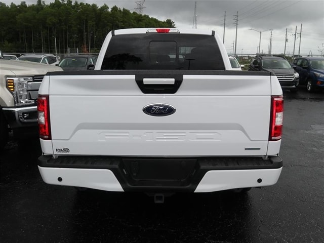 2018 F-150 SuperCrew Cab 4x2,  Pickup #8W1C9604 - photo 5