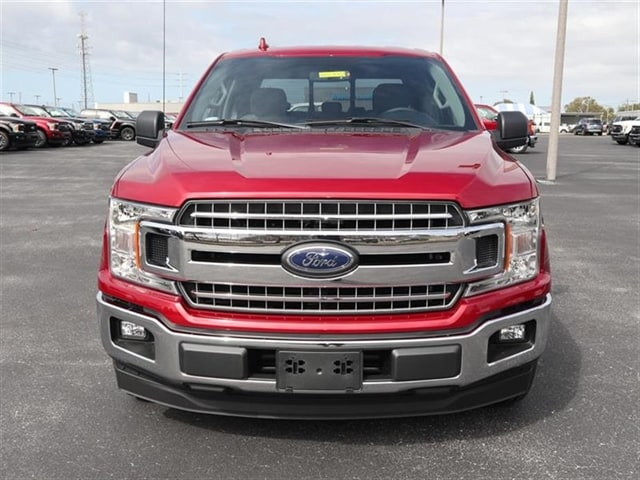 2018 F-150 SuperCrew Cab 4x2,  Pickup #8W1C9953 - photo 3