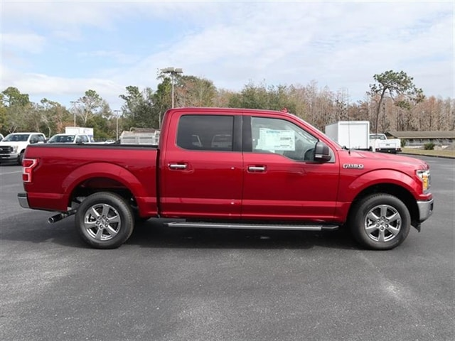 2018 F-150 SuperCrew Cab 4x2,  Pickup #8W1C9953 - photo 4
