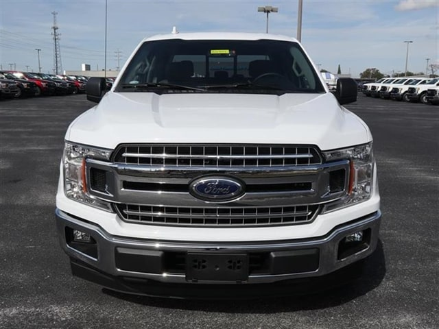 2018 F-150 SuperCrew Cab 4x2,  Pickup #8W1C9954 - photo 3