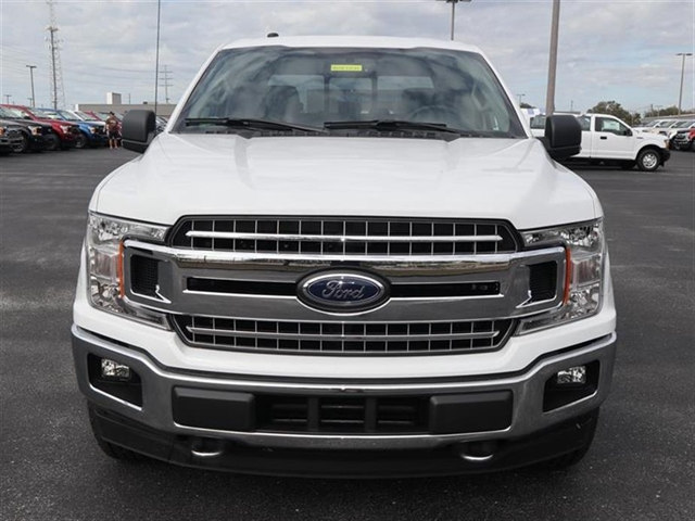 2018 F-150 SuperCrew Cab 4x4,  Pickup #8W1E1241 - photo 3