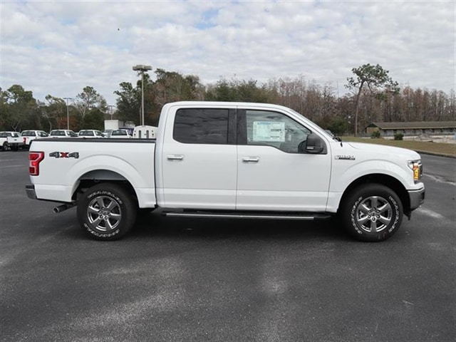 2018 F-150 SuperCrew Cab 4x4,  Pickup #8W1E1241 - photo 4