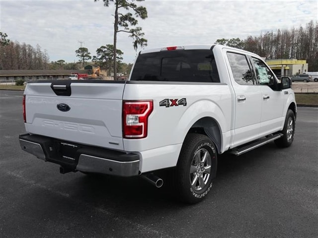 2018 F-150 SuperCrew Cab 4x4,  Pickup #8W1E1241 - photo 2