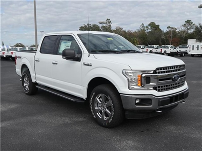 2018 F-150 SuperCrew Cab 4x4,  Pickup #8W1E1241 - photo 1