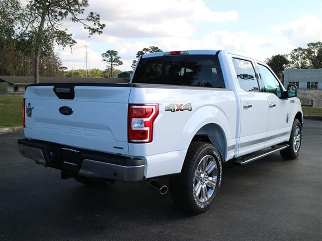 2018 F-150 Crew Cab 4x4, Pickup #8W1E1306 - photo 2