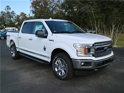 2018 F-150 Crew Cab 4x4, Pickup #8W1E1306 - photo 1