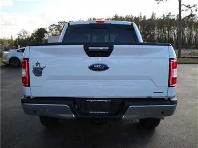 2018 F-150 Crew Cab 4x4, Pickup #8W1E1306 - photo 5