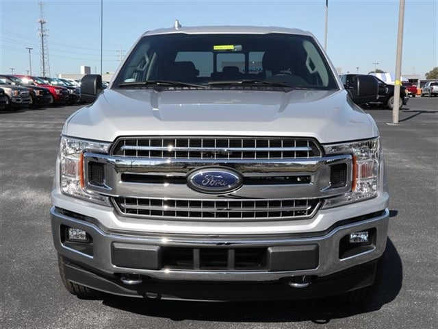 2018 F-150 Crew Cab 4x4 Pickup #8W1E1307 - photo 2