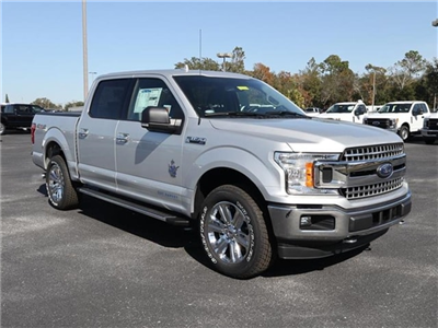 2018 F-150 Crew Cab 4x4 Pickup #8W1E1307 - photo 1