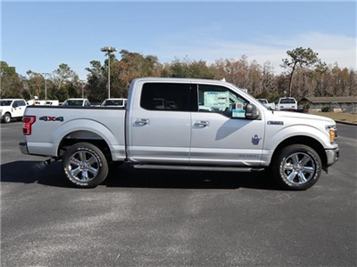 2018 F-150 Crew Cab 4x4 Pickup #8W1E1307 - photo 3