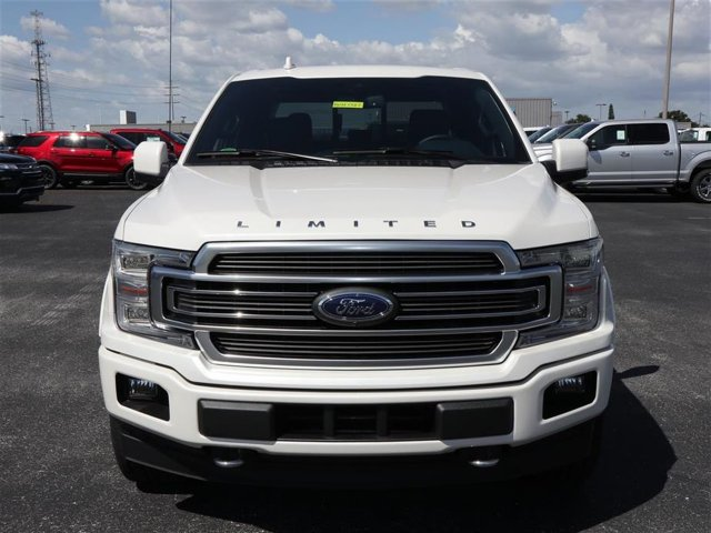 2018 F-150 SuperCrew Cab 4x4,  Pickup #8W1E1327 - photo 3