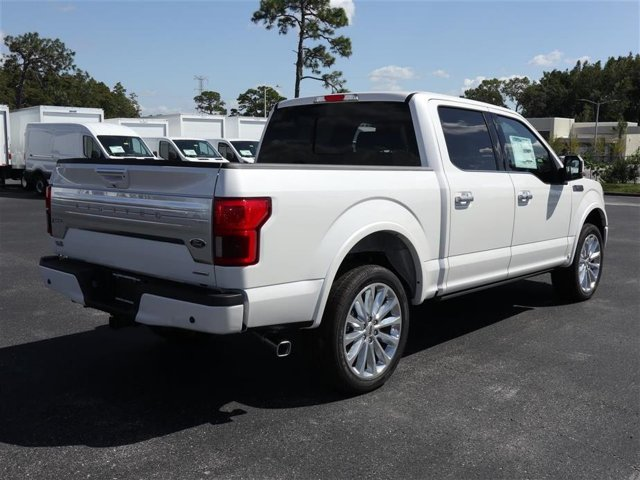 2018 F-150 SuperCrew Cab 4x4,  Pickup #8W1E1327 - photo 2