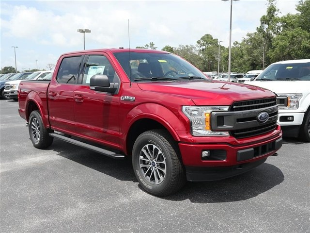 2018 F-150 SuperCrew Cab 4x4,  Pickup #8W1E2418 - photo 1