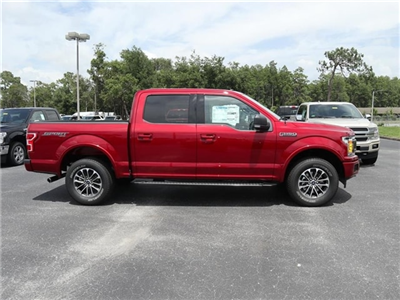 2018 F-150 SuperCrew Cab 4x4,  Pickup #8W1E2418 - photo 4