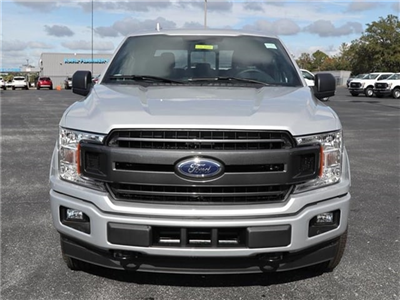 2018 F-150 SuperCrew Cab 4x4,  Pickup #8W1E3481 - photo 3